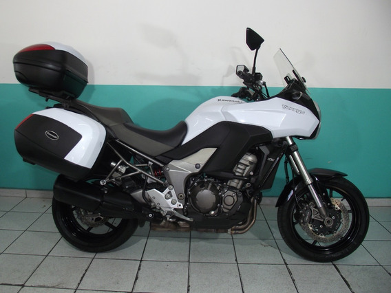 Kawasaki Versys 1000 Abs Gtr Tourer 2013