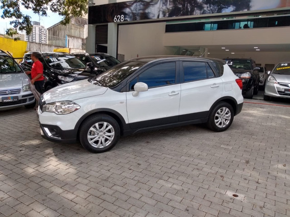 Suzuki S-cross 1.6 16v Vvt Gasolina 4you Automático