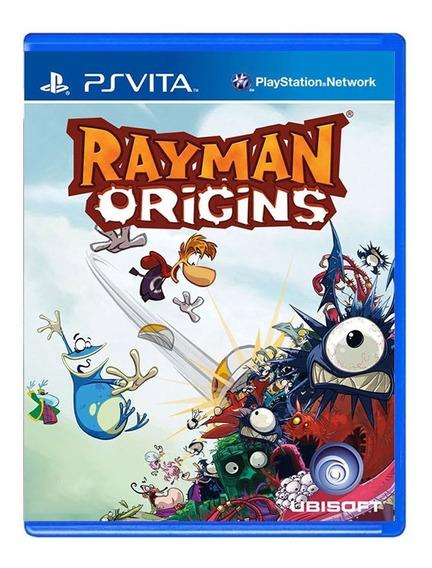 Jogo Rayman Origins - Ps Vita - Original