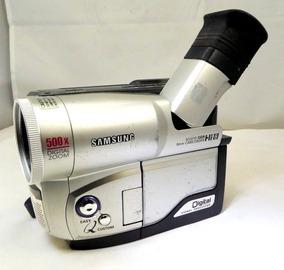Samsung Sc-l610 Hi-8 Zoom 500x Filmadora Analógica