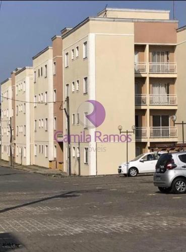Apartamento À Venda  Com 02 Dormitórios (sendo 01 Suíte), Em Vila Urupês - Suzano/sp - Ap00905 - 69182829