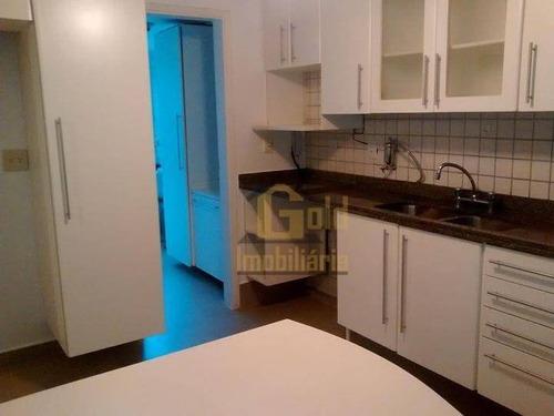 Casa Com 3 Dormitórios À Venda, 202 M² Por R$ 832.000,00 - Bosque Das Juritis - Ribeirão Preto/sp - Ca1166