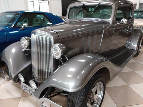 Replica Chevrolet 1933 - Americar - V 6