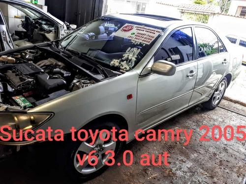 Sucata Toyota  Camry 3.0 V6 3.0 V6 Automatico