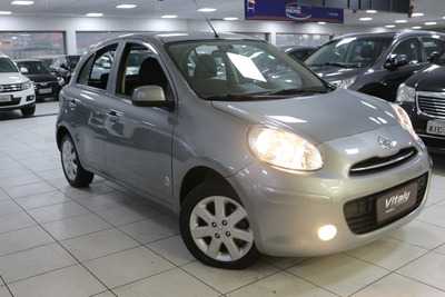 Nissan March 1.6 Completo