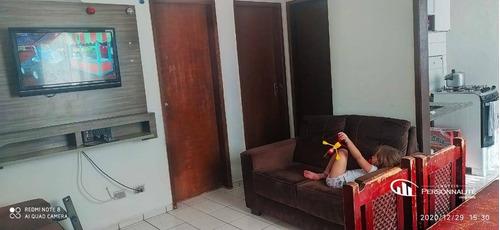 Imagem 1 de 10 de Apartamento Com 2 Dormitórios À Venda, 50 M² Por R$ 180.000,00 - Alves Dias - São Bernardo Do Campo/sp - Ap0871