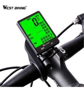 Nuevo* Odómetro Velocímetro Bicicleta Inalámbrico Agua