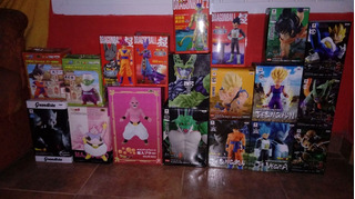 Coleccion De Figura De Dragon Ball Z