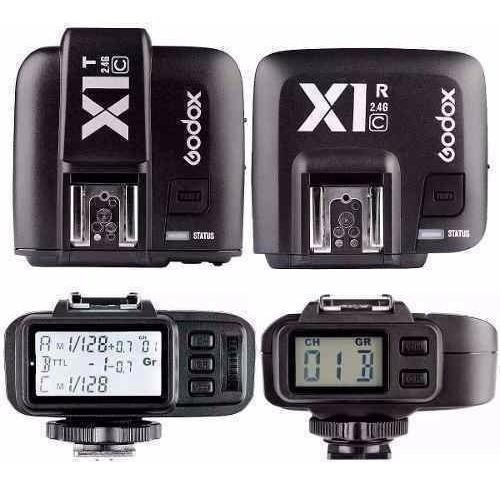 Radio Flash Godox Canon X1 C