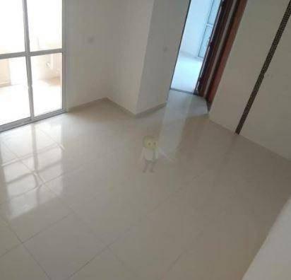 Apartamento Com 2 Dormitórios À Venda, 44 M² Por R$ 250.000,00 - Vila Alzira - Santo André/sp - Ap1367