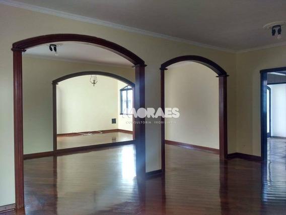 Casa Com 3 Dormitórios Para Alugar, 164 M² Por R$ 2.800/mês - Vila Nova Cidade Universitária - Bauru/sp - Ca1669