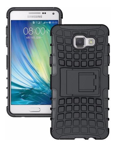 Forro Case Armadura Samsung Galaxy A3 A5 A7 2016 Antishock