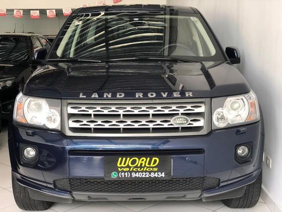 Land Rover Freelander 2 Sd4 S Aut. 2012/2012