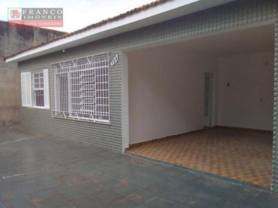 Casa Residencial Para Locação, Jardim Pinheiros, Valinhos. - Ca0350