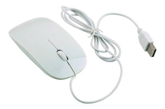 Mouse Apple Optico Usb Blanco Tienda Oferta