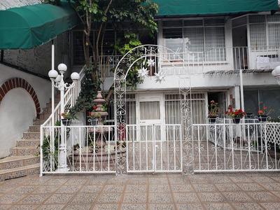 Departamento Con Terraza En Coyoacán
