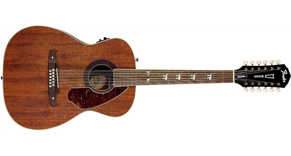 Fender Tim Armstrong Hellcat 12 Guitarra Electro Acustica