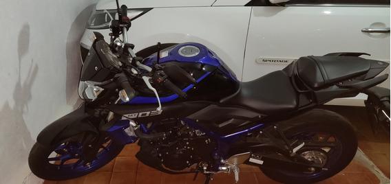 Moto Yamaha Mt-03 Abs 2019