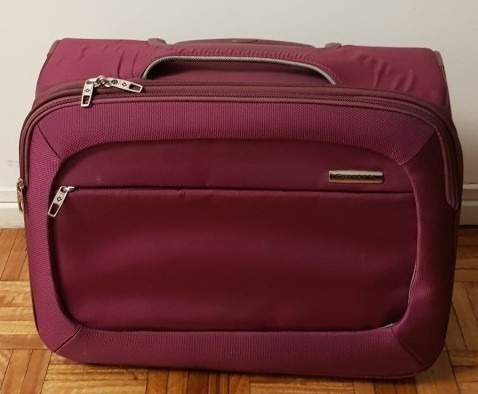 Carryon/valija De Cabina Samsonite Con Porta Laptop/notebook