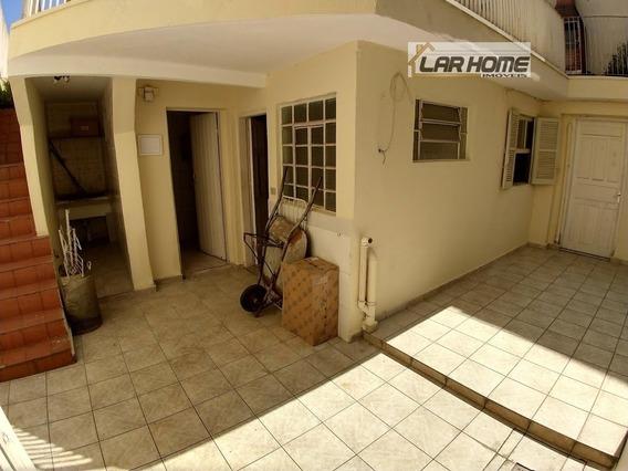 Casa Para Alugar No Bairro Vila Nhocuné Em São Paulo - Sp. - Ca1111-2
