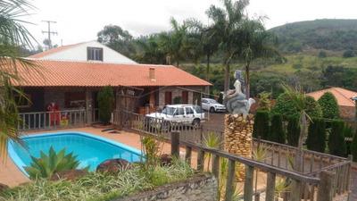 Rural Chacara Com 5 Quartos - 152037-v