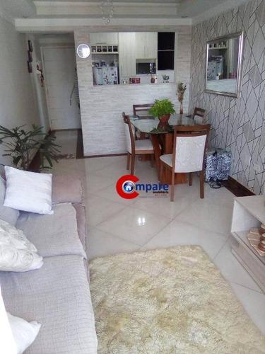 Imagem 1 de 15 de Apartamento 2 Dorms 1 Suite 1 Vaga - Ap7615