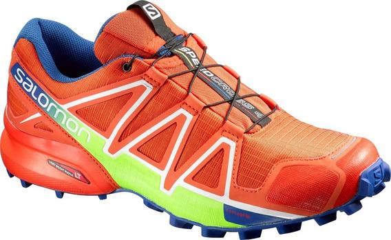 Zapatillas Salomon - Trail Running Hombre - Speedcross 4