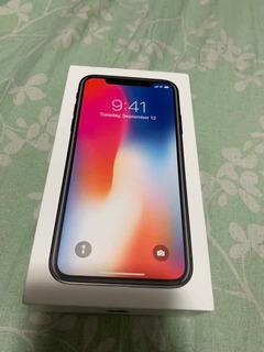 iPhone X 64g Cinza Espacial