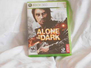 Alone In The Dark Para Xbox 360 ¡envío Gratis!
