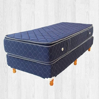 Sommier Adiatico Premium 1.40x1.90 Doble Pillow