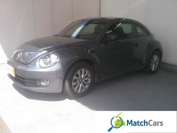 Volkswagen Beetle Desing Mecanico 2.5