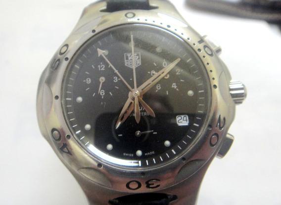 Relógio Chronograph Tag Kirium