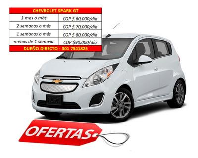 Alquiler Renta De Vehiculo Barranquilla 60 Mil Día