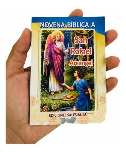 Novena A San Rafael Arcángel Bíblica