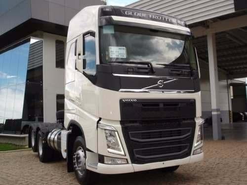 Volvo Fh 460 (entrada+parcelas) 2020 0km
