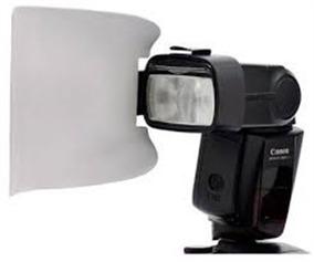 Rebatedor Para Flash Canon 430 Ex/ex Ii, Nikon Sb700 Jjc