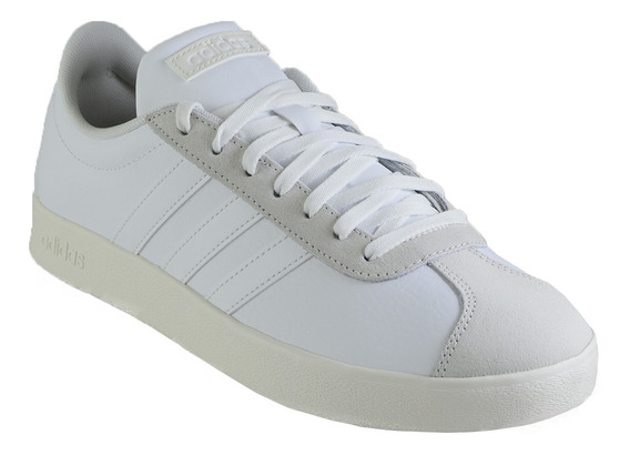 Zapatillas adidas Vl Court 2.0 Hombre Ftw/ftw