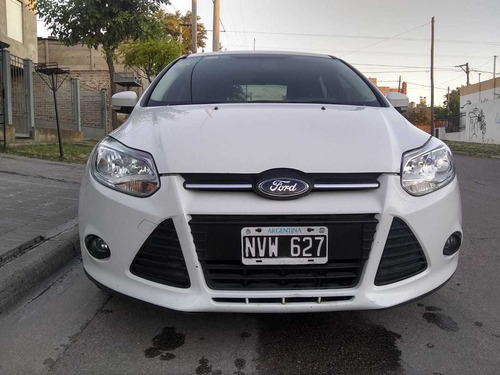 Ford Focus Ii 2014 1.6 Style Sigma