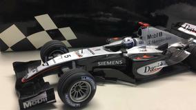 Minichamps Mc Laren Mercedes Mp4-19 D. Coulthard 1:18