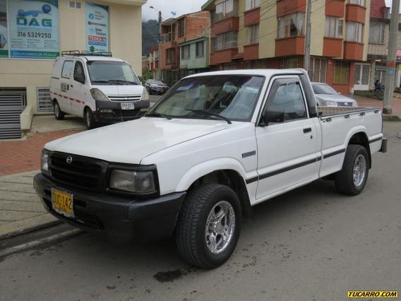Mazda B-2200 Mt Dh 2200cc 4x2