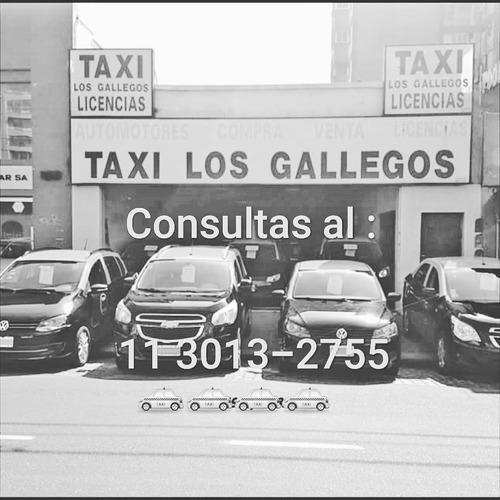 Licencias Taxis-los Gallegos-armamos Su Auto A Taxi-consulte