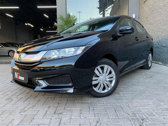 Honda City 1.5 Dx Flex Aut. 4p 2016