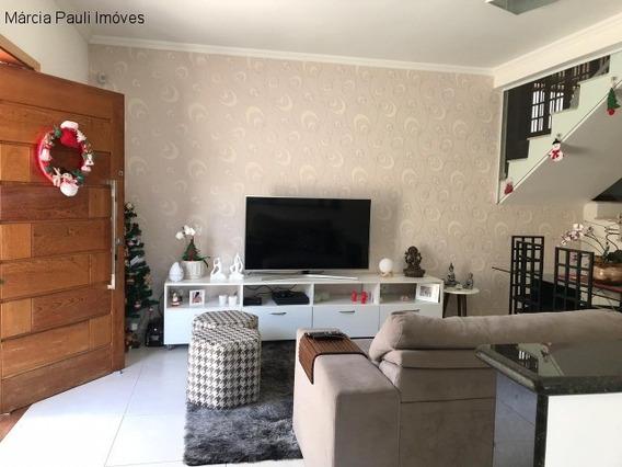 Casa No Bairro Anhangabaú - Jundiaí - Ca02941 - 34668223