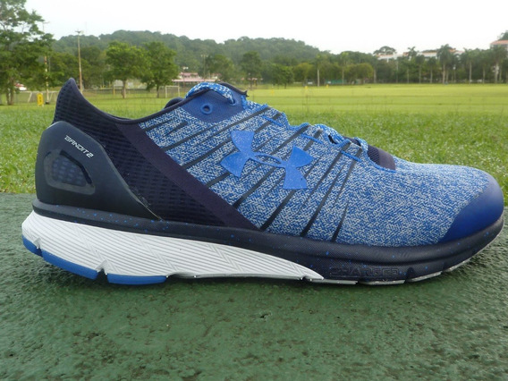 Tenis Under Armour Charged Bandit 2 Running Training Gym Azu