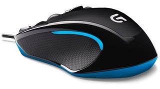Mouse Óptico Logitech G300s, Para Juegos, 250 - 1500 Dpi, Us