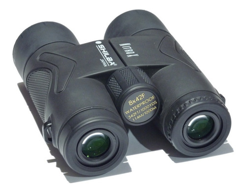 Binocular Shilba Nitrox 8x42 Bak 4 Tecno Japonesa 152076