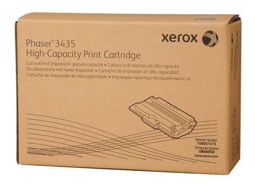 Toner Xerox 106r01415 - Phaser 3435 - 10k