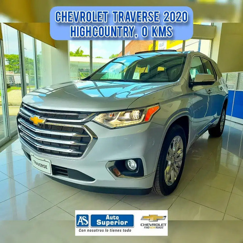 Chevrolet Traverse High Country 2020 0kms
