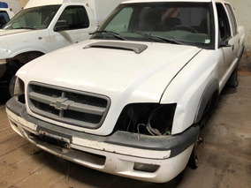 Chevrolet S10 2.8 4x4 Con Faltantes - No Chocada