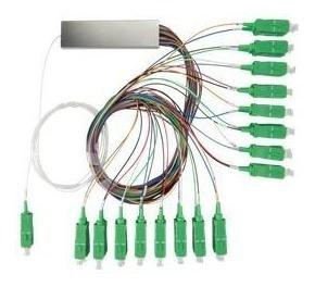 Splitter 1x32 Sc Apc Sm Xfs 1322 Intelbras